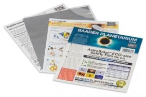 Baader AstroSolar® ECO-size Safety Film 5.0, 140x155mm