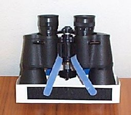 AstroSolar Filter Holder for Binoculars