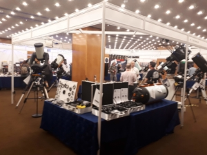 Our 2019 AstroFest booth