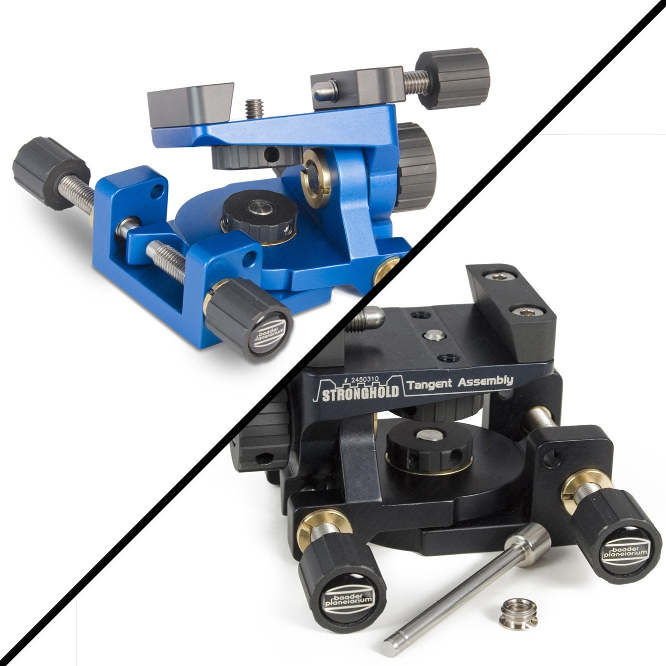 Baader Stronghold Tangent Assembly in blue and black