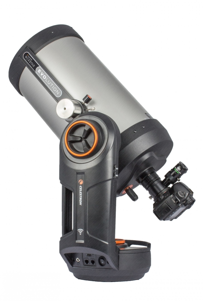 Celestron Evolution with Vixen Fine Balancing System attached