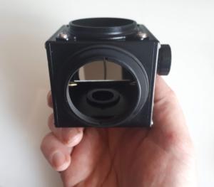 Looking into the Baader Flip Mirror II